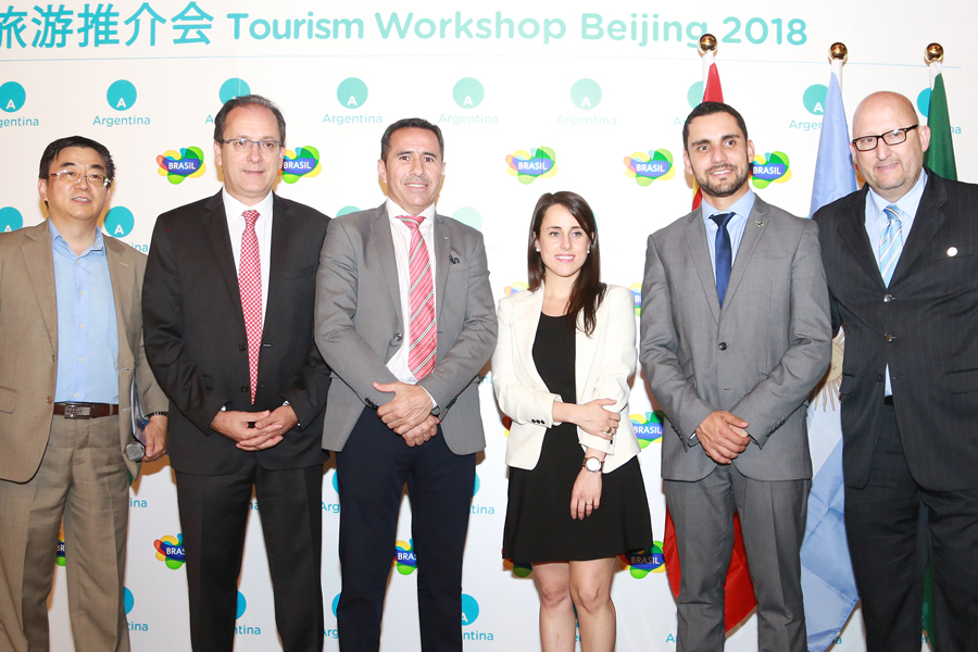 Argentina and Brazil kicks off four-city roadshow in China
